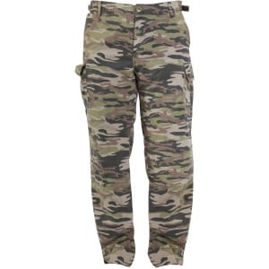 Штаны из хлопка norfin nature camo xxl