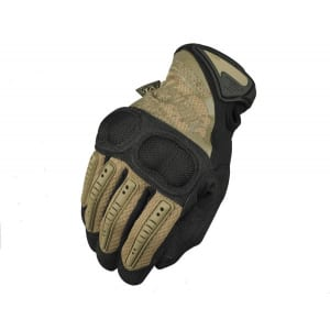 Перчатки mechanix mpact iii coyote р.l mp3-72-l