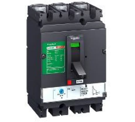 Фото автомата Schneider Electric CVS100F 3п 40A 36кА LV510333