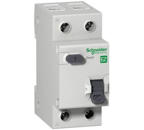 Фотоуза Schneider Electric EASY 9 2п 25А 10мА AC EZ9R14225