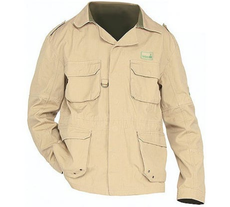 Фоторыболовной куртки Norfin ADVENTURE JACKET 02 M