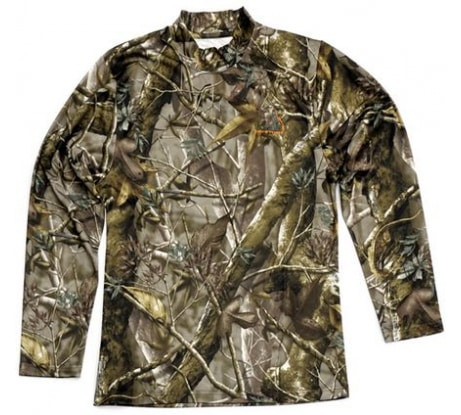 Фотофутболки Norfin Hunting ALDER LONG SLEEVE PASSION GREEN 03 р.L 727003-L