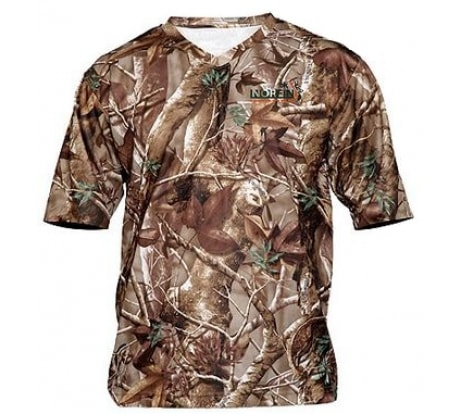 Фотофутболки Norfin Hunting ALDER PASSION GREEN 04 р.XL 726004-XL