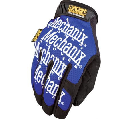 Фотоперчаток Mechanix Original-BLUE размер S MG-03-S
