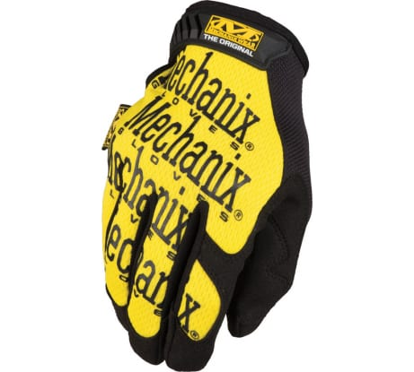 Фотоперчаток Mechanix Original-YELLOW размер S MG-01-S