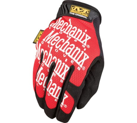 Фотоперчаток Mechanix Original-RED размер L MG-02-L