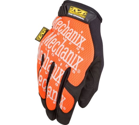 Фотоперчаток Mechanix Original-ORANGE размер S MG-09-S