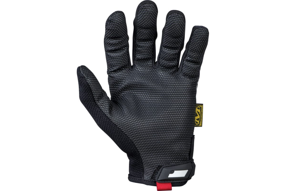 Перчатки Mechanix Original GRIP-BLACK р.L MGG-05-L  2