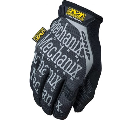 Фотоперчаток Mechanix Original GRIP-BLACK
