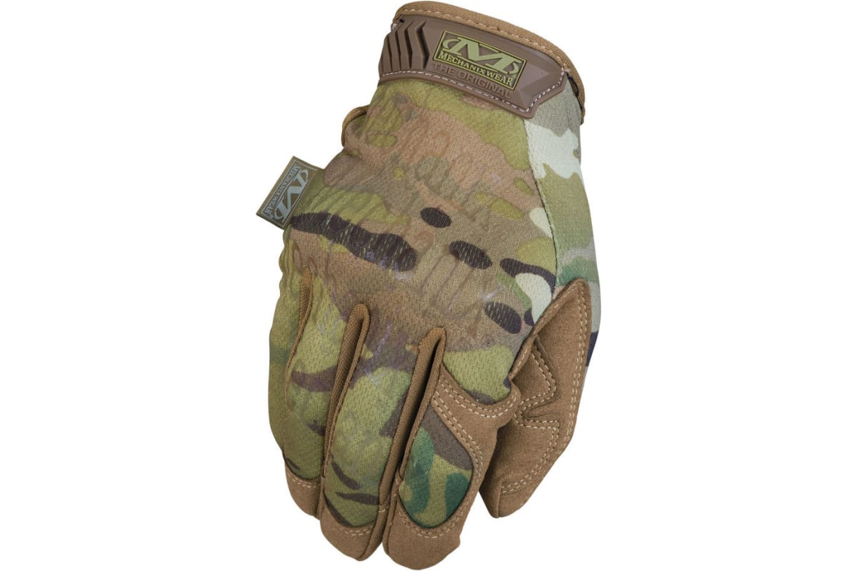 Перчатки Mechanix Original Multi-Cam р.XL MG-78-XL  1