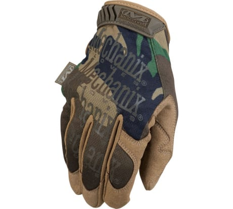 Фотоперчаток Mechanix Original-CAMO=WOODLAND