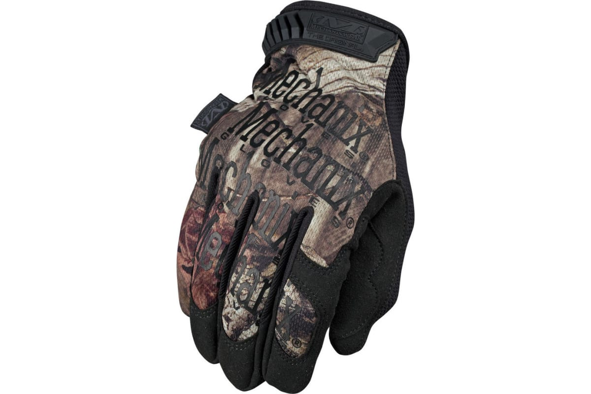 Перчатки Mechanix Original-MOSSY OAK CAM р.XL MG-730-XL  1