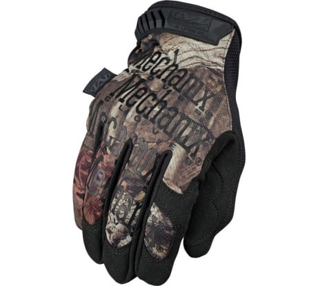 Фотоперчаток Mechanix Original-MOSSY OAK CAM размер L MG-730-L