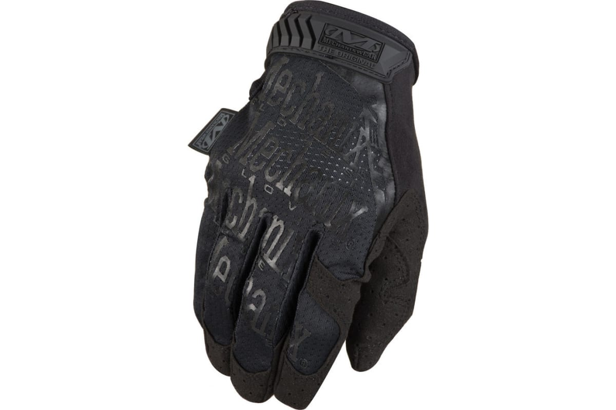 Перчатки Mechanix Original-VENT BLACK р.XXL MGV-55-XXL  1