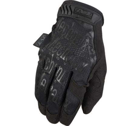 Фотоперчаток Mechanix Original-VENT BLACK