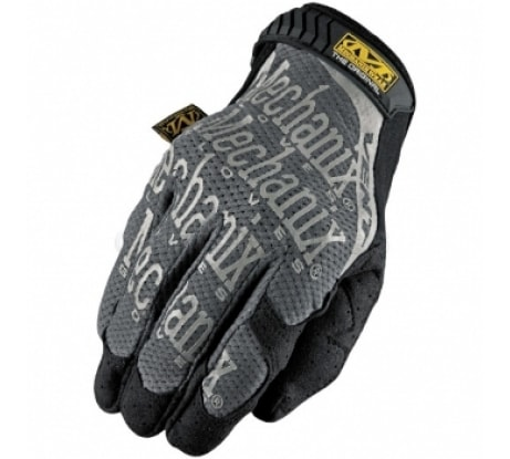 Фотоперчаток Mechanix Original-VENT GREY размер S MGV-00-S