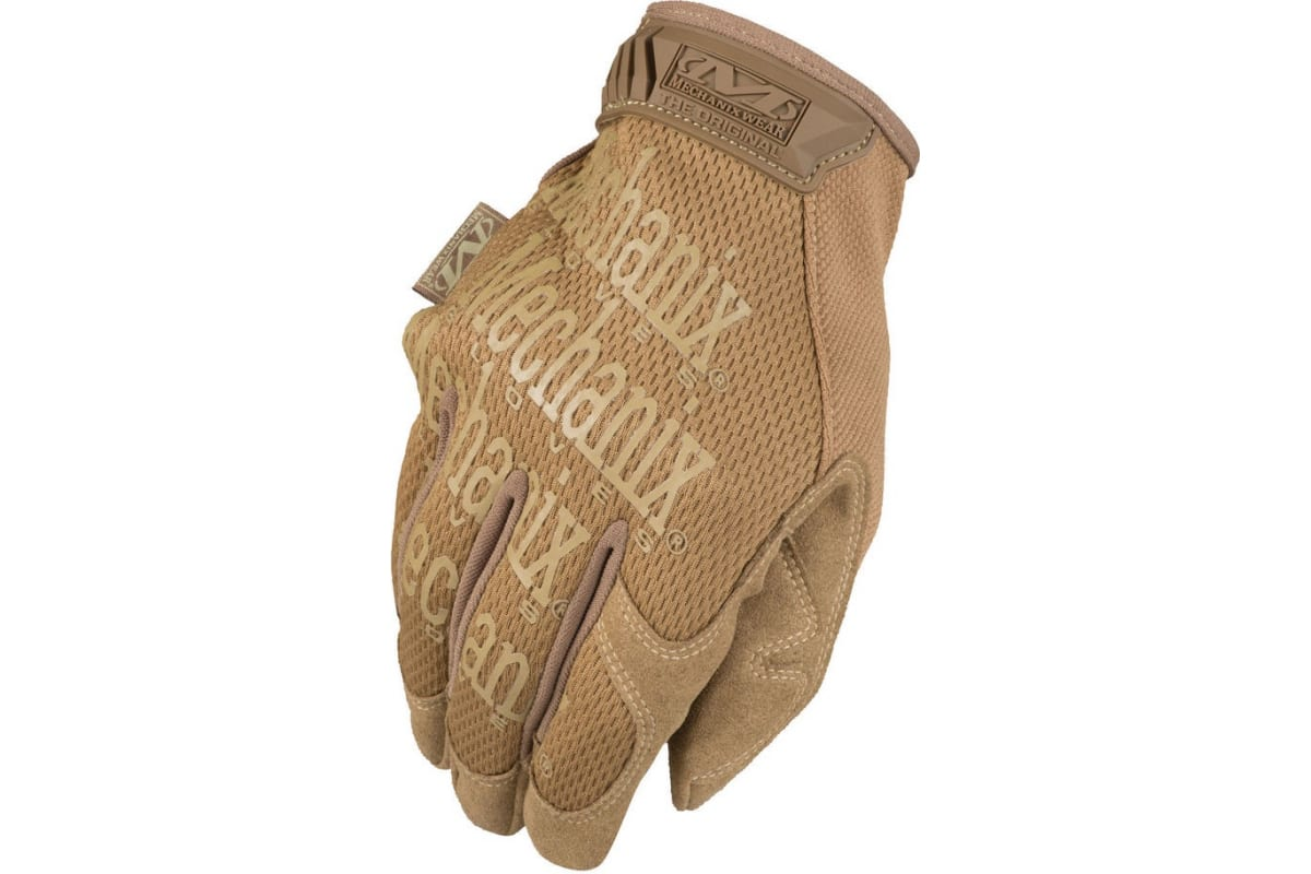 Перчатки Mechanix COYOTE р.XXL MG-72-XXL  1
