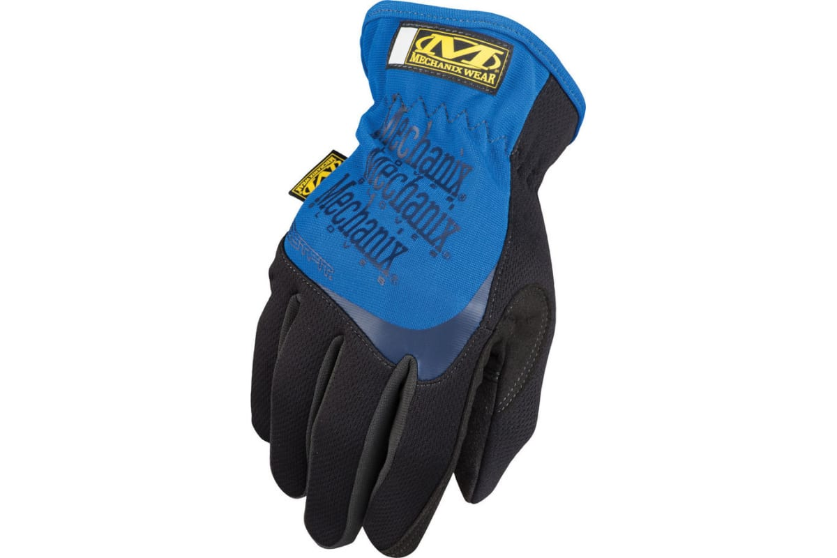 Перчатки Mechanix FAST FIT BLUE р.M MFF-03-M  1