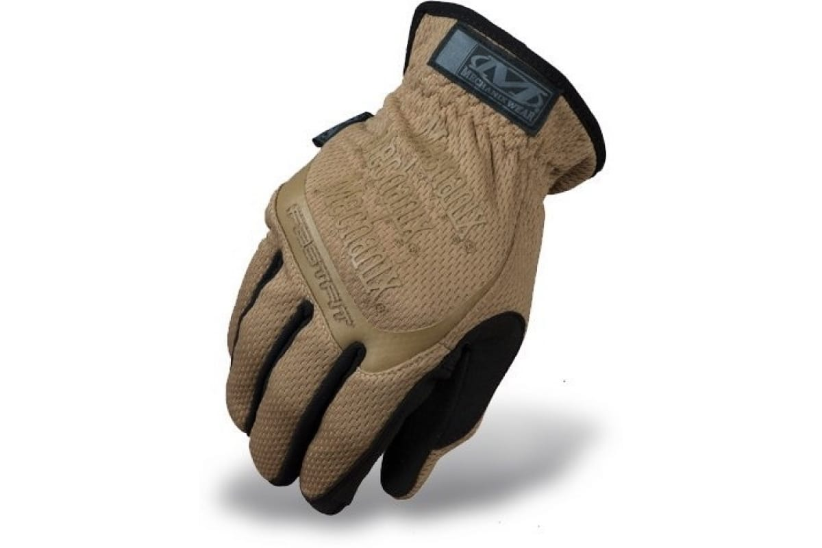 Перчатки Mechanix FAST FIT Coyote р.S MFF-F-72-S  1