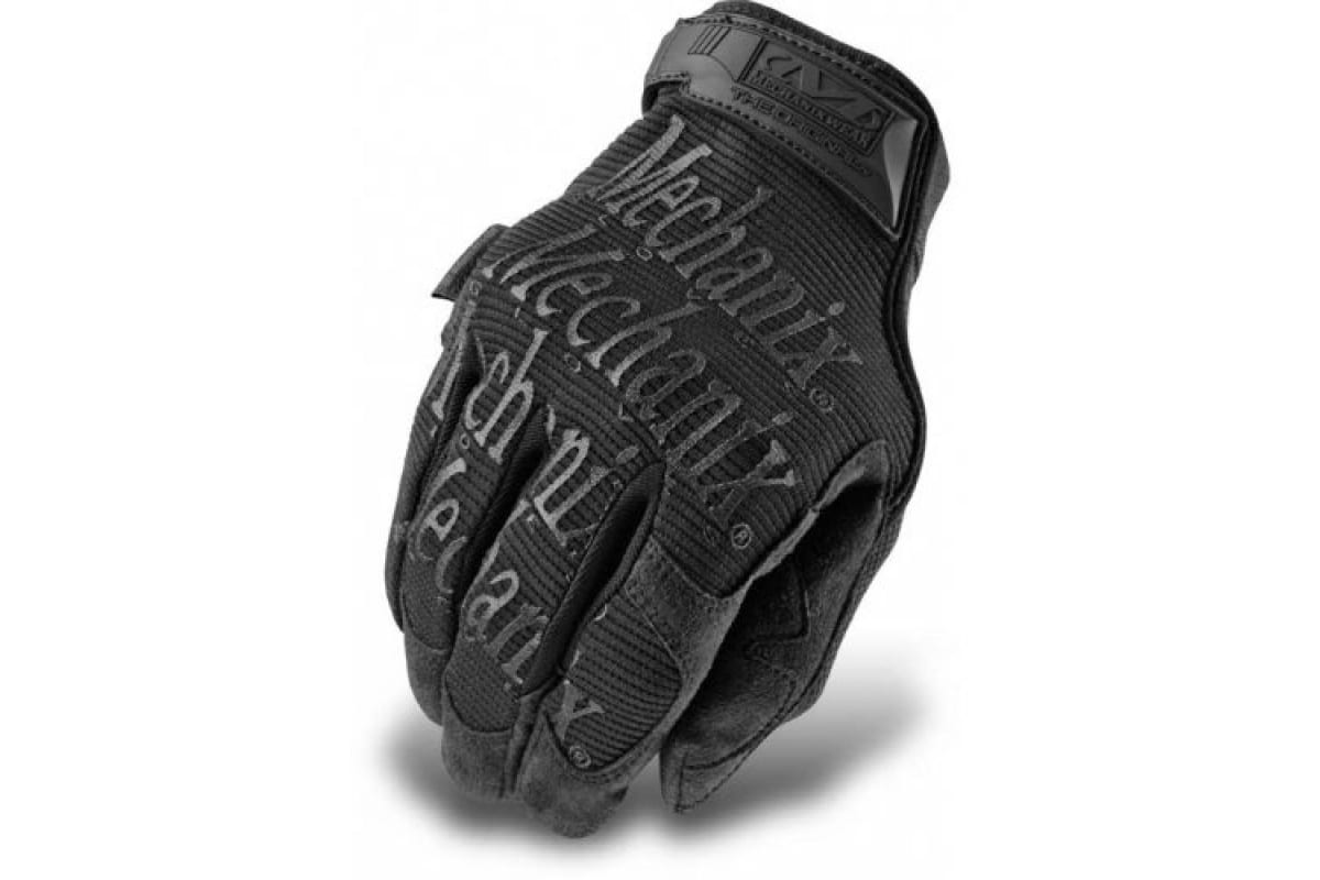 Перчатки Mechanix Original-55 BLK/BLK р.XL MG-55-XL  1