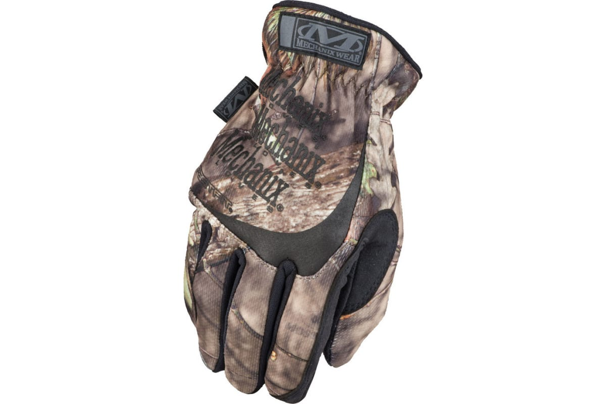 Перчатки Mechanix FAST FIT MOSSY OAK CAM р.M MFF-730-M  1