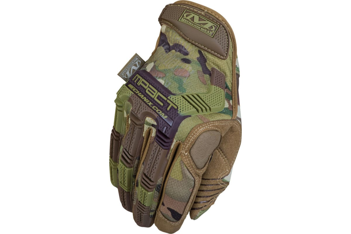 Перчатки Mechanix Mpact Multi-Cam р.M MPT-78-M  1