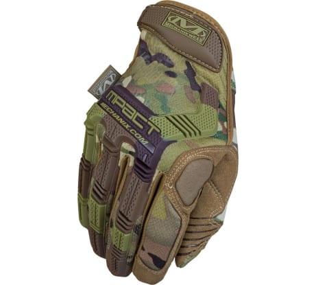Фотоперчаток Mechanix Mpact Multi-Cam