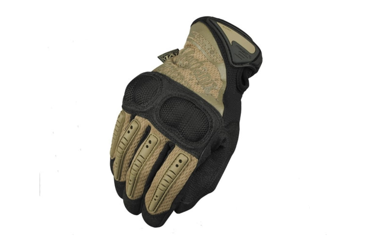 Перчатки Mechanix Mpact III Coyote р.L MP3-72-L  1