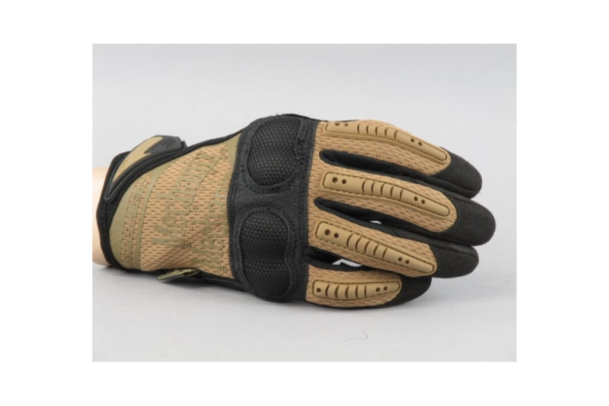 Перчатки Mechanix Mpact III Coyote р.L MP3-72-L  6