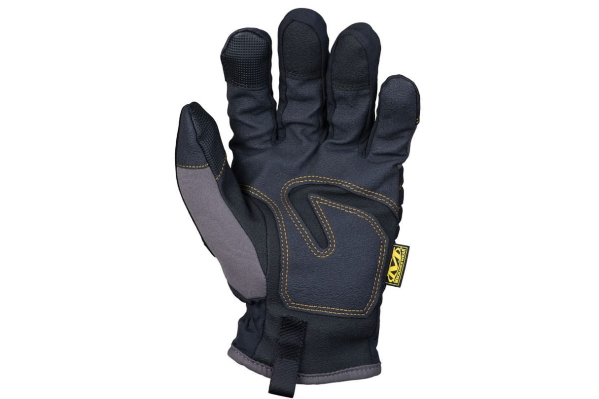 Перчатки Mechanix WINTER ARMOR BLACK р.M MCW-WA-M  2