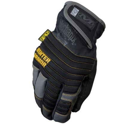 Фотоперчаток Mechanix WINTER ARMOR BLACK