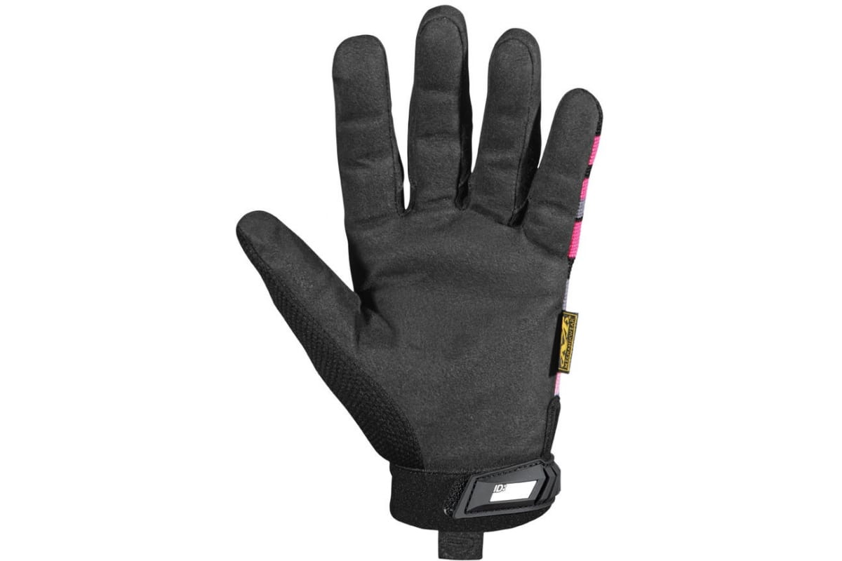 Перчатки Mechanix Original-WOMAN PINK/CAMO р.L MG-72-530-L  2